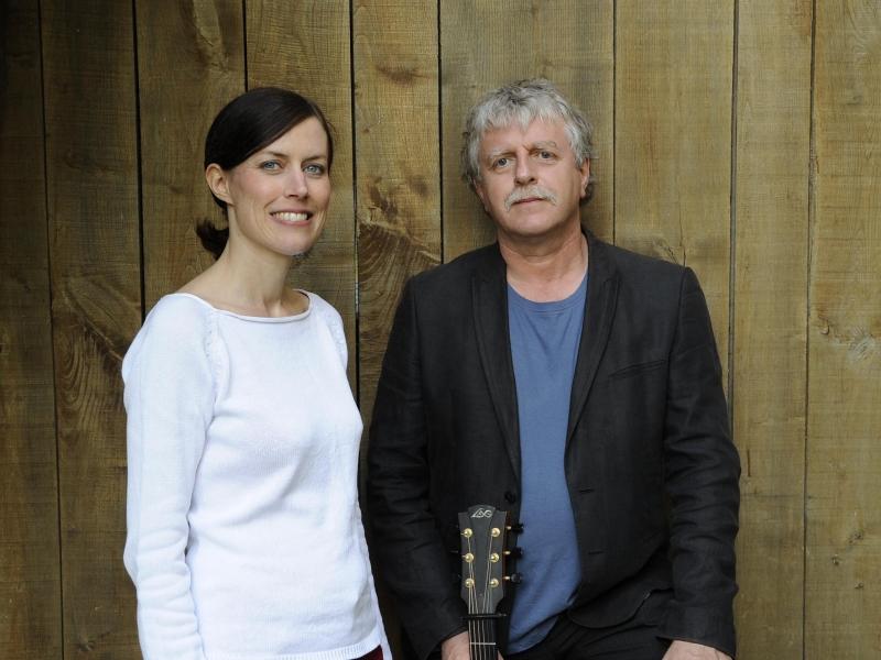 Gilles Le Bigot et Solenn Lefeuvre