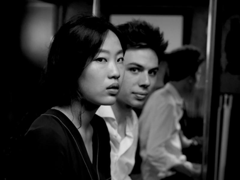 Antoine Boyer et Yeore Kim