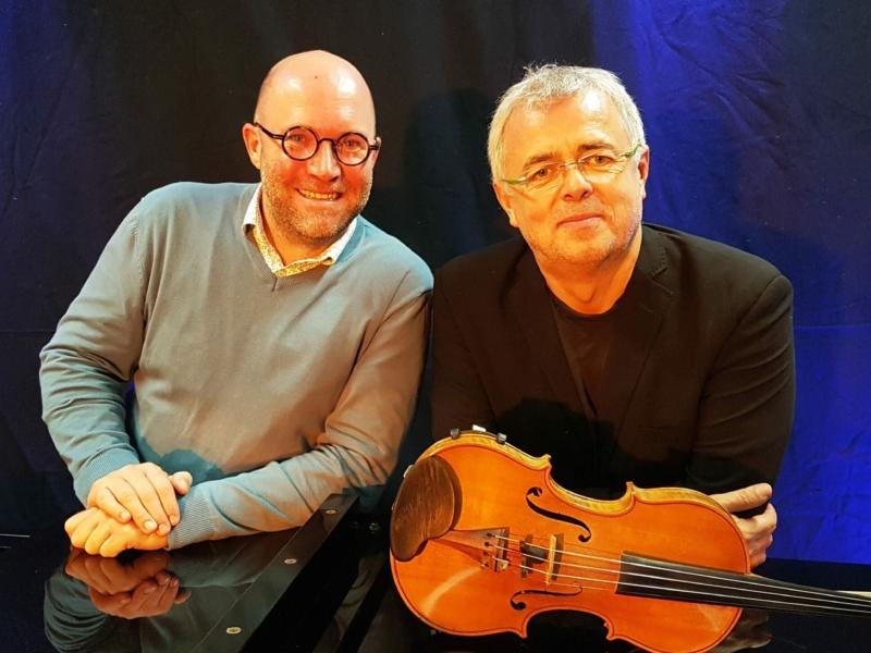 Fabien Robbe et Ronan Pinc