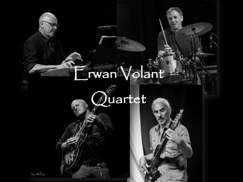 Erwan volant quartet